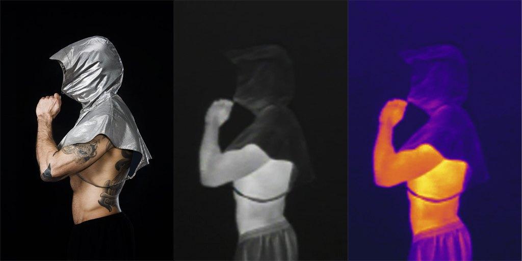 Изотермический — новый чёрный: Зачем нужна фольгированная одежда в эпоху глобальной слежки. Изображение № 10.