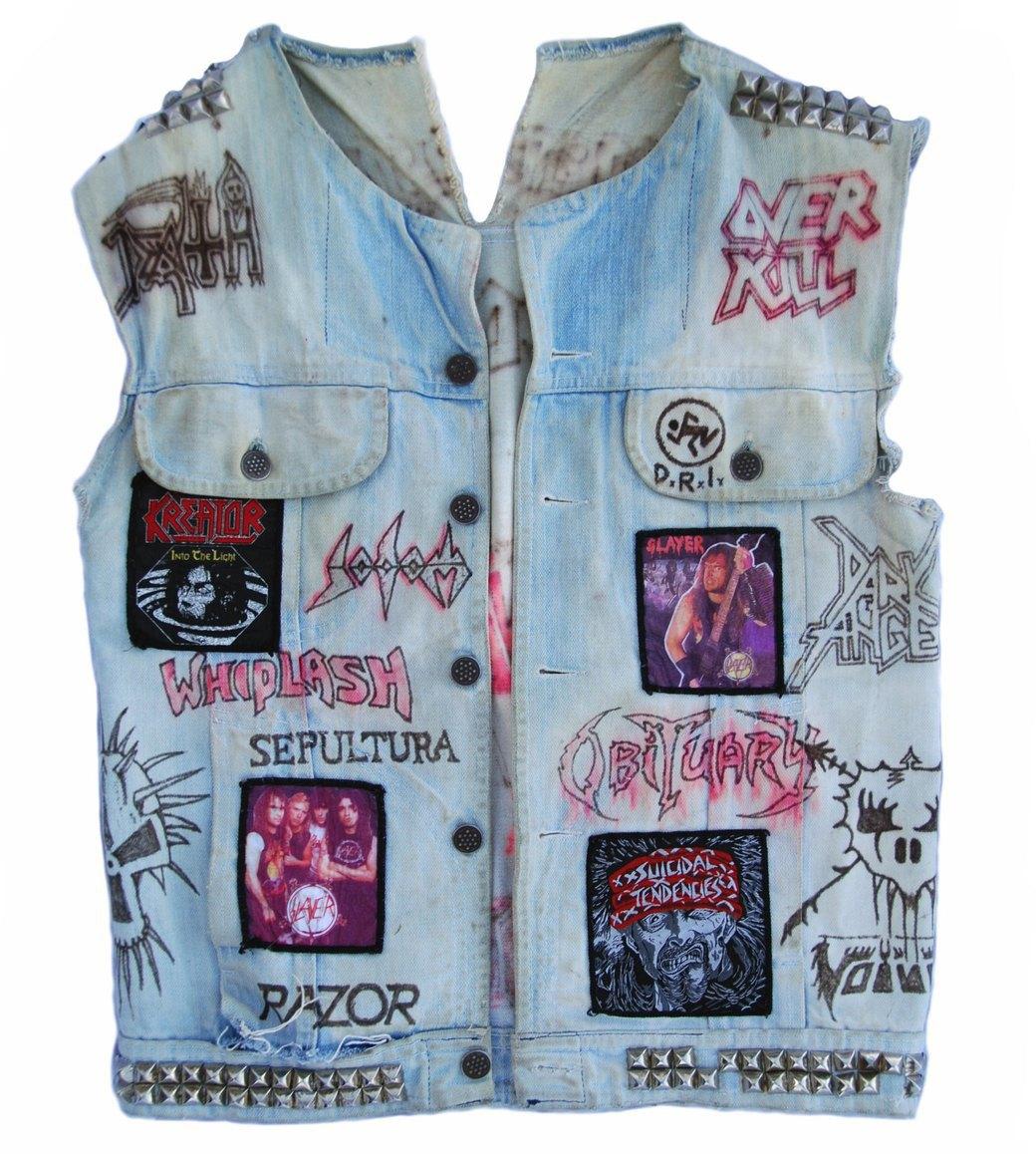 Цельнометаллическая оболочка: Путеводитель по курткам металлистов в формате фоторепортажа. Изображение № 37.