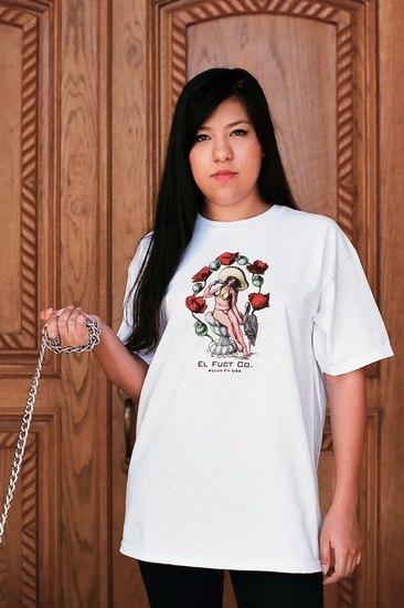 Марка FUCT опубликовала лукбук летней коллекции одежды. Изображение № 7.