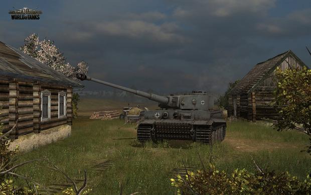 Белорусская милиция ищет угнанный виртуальный танк. Изображение № 2.