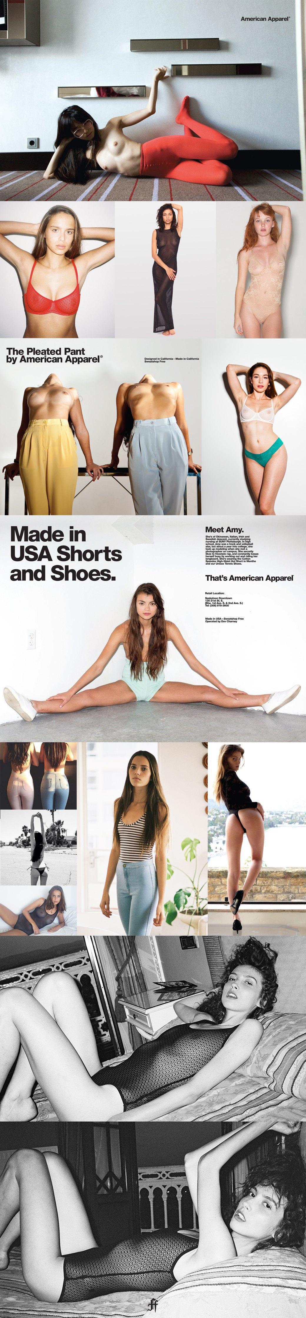 100 причин любить марку Аmerican Аpparel. Изображение № 8.