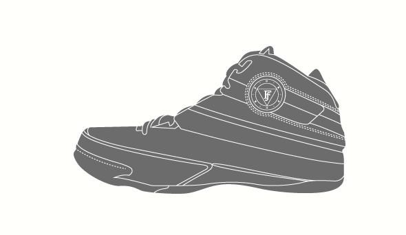 Поставить на ноги: 25 именных баскетбольных кроссовок. Изображение № 51.