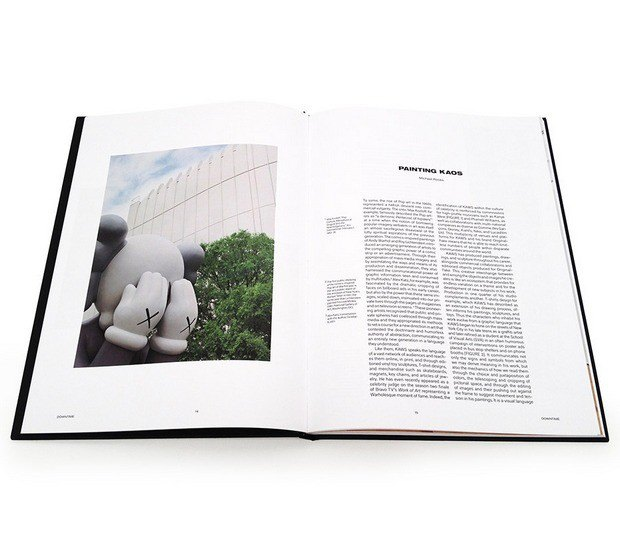 Бруклинский художник Kaws выпустил книгу Down Time. Изображение № 3.