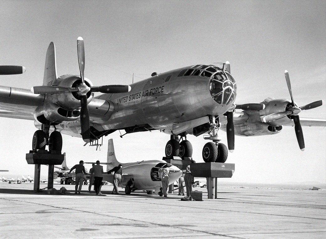 Икс-файлз: Как американцы испытывали первые в мире сверхзвуковые самолеты. Изображение № 2.