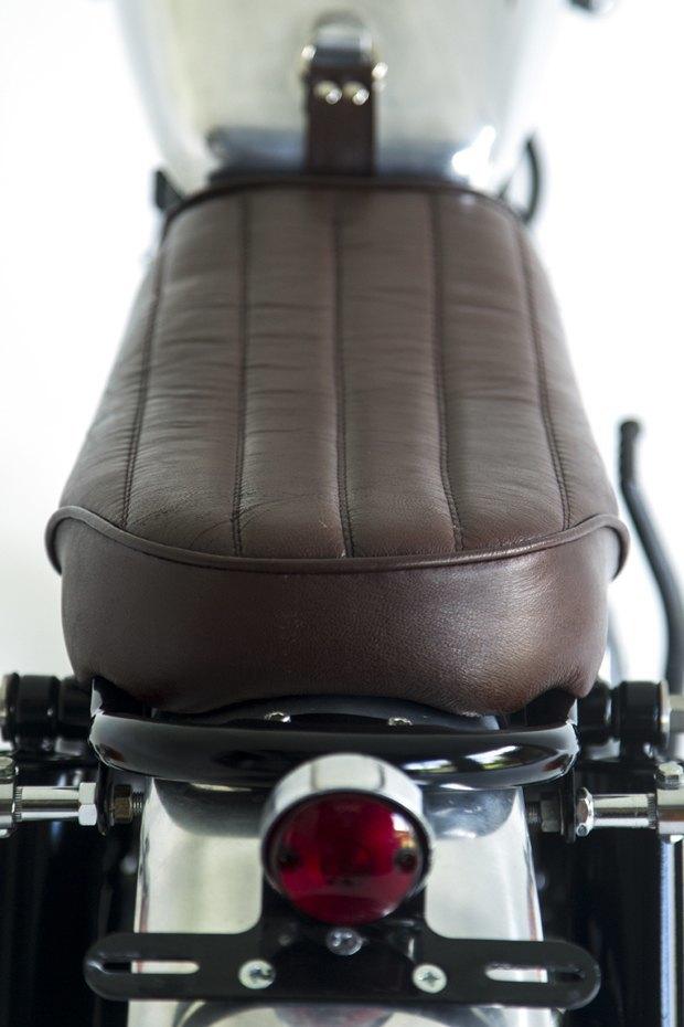 Мастерская Deus Ex Machina собрала новый мотоцикл на базе Yamaha SR400. Изображение № 7.