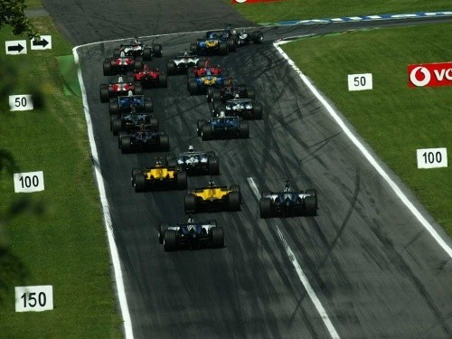 Гран-при: Трасса Monza и гонка «Формула-1». Изображение № 11.
