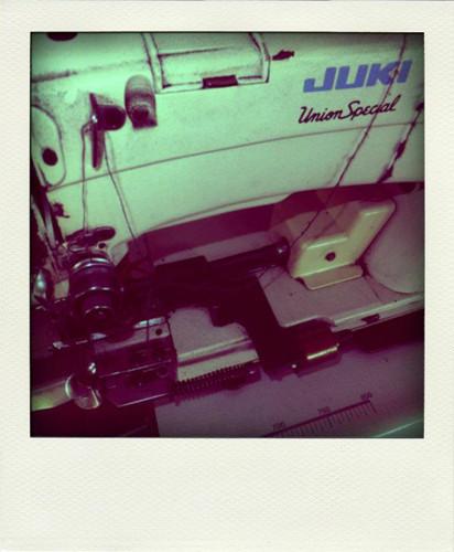 Фотографии с фабрики, где производятся вещи Grunge John Orchestra. Explosion. Изображение № 25.