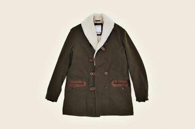 Японская марка Visvim выпустила осеннюю коллекцию одежды. Изображение № 3.