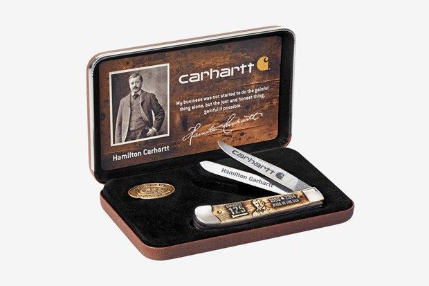 Марка Carhartt выпустила юбилейную коллекцию к 125-летию компании. Изображение № 1.