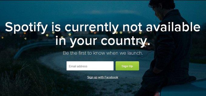 Музыкальный сервис Spotify открыл представительство в Москве. Изображение № 1.