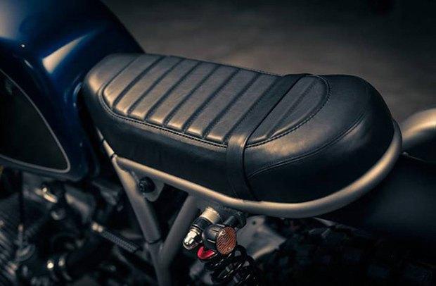 Мотомастерская ER motorcycles представилановый кастом на базе BMW R60/7. Изображение № 5.