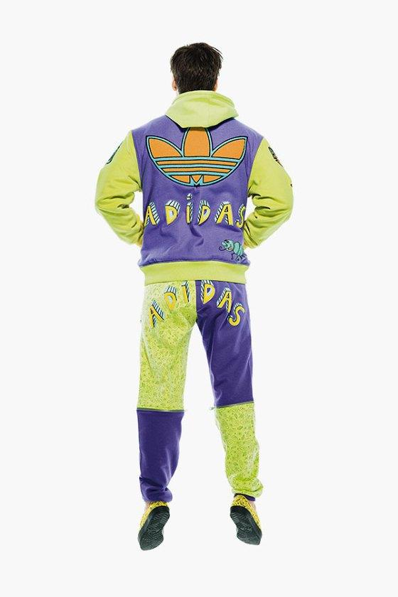 Джереми Скотт разработал новую коллекцию для Adidas Originals . Изображение № 4.