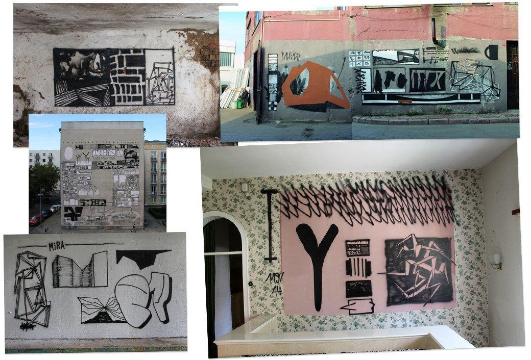 Банда аутсайдеров: Как уличные художники возвращают искусству граффити дух протеста, часть 2. Изображение № 6.