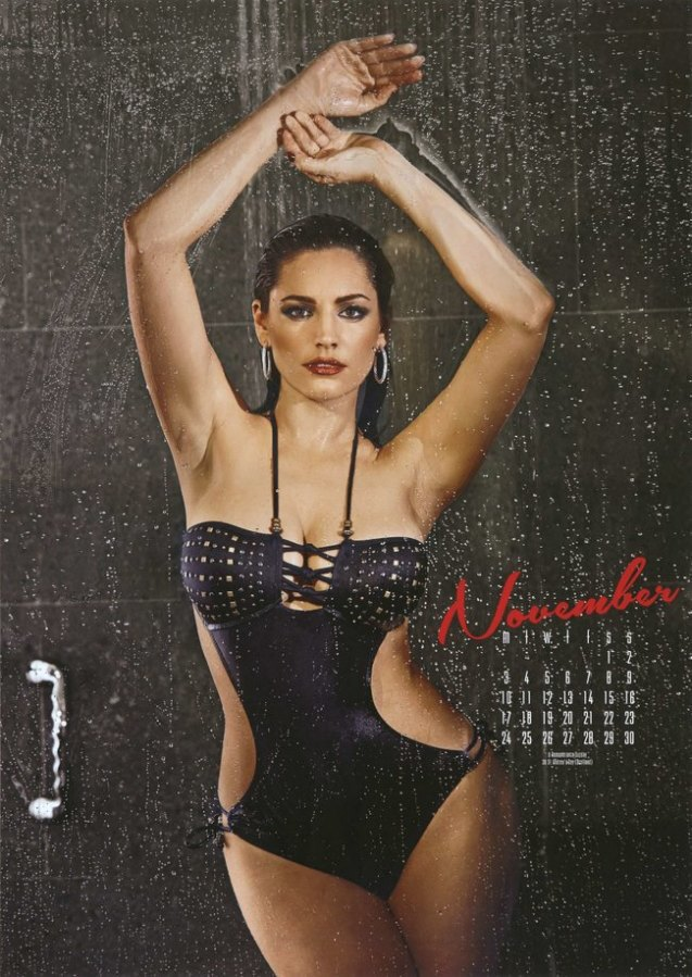 7 эротических календарей на 2014 год. Изображение № 55.