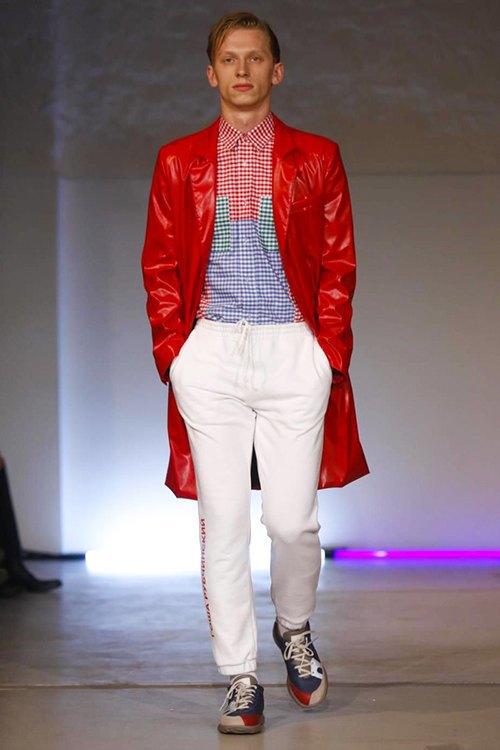 Гоша Рубчинский показал новую коллекцию на Неделе моды в Париже. Изображение № 27.