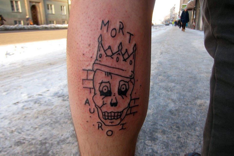 «Право носить на себе некоторые символы нужно заслужить»: Интервью с татуировщиком Фузи. Изображение № 5.