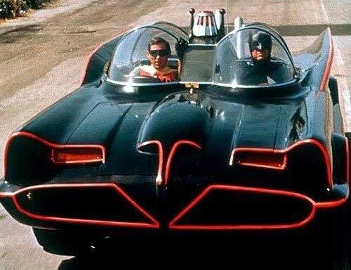 Самый первый Бэтмобиль ушел с аукциона за 4,6 миллиона долларов. Изображение № 7.