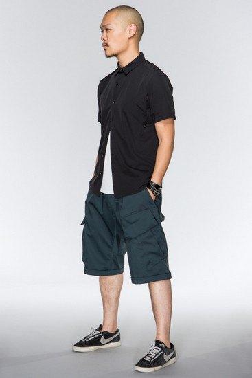 Немецкая марка Acronym опубликовала лукбук весенней коллекции одежды. Изображение № 9.