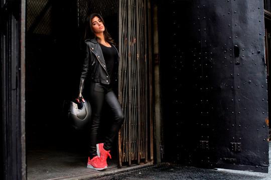 Ронни Фиг совместно с Asics представил новую модель кроссовок. Изображение № 16.