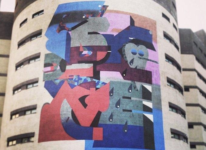 Почему в Москве нет спонтанного стрит-арта: Мнения художников и других экспертов. Изображение № 3.