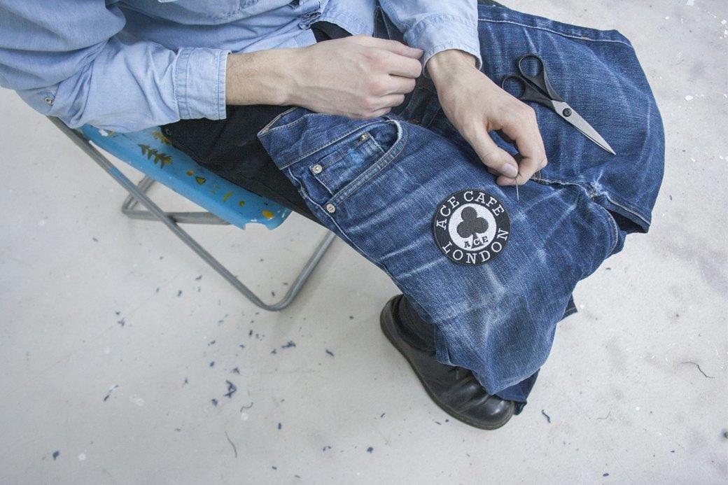 Как кастомизировать любимую пару джинсов. Изображение № 7.