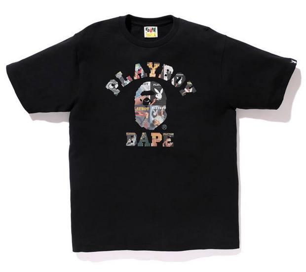A Bathing Ape и Playboy представили совместную коллекцию одежды. Изображение № 4.