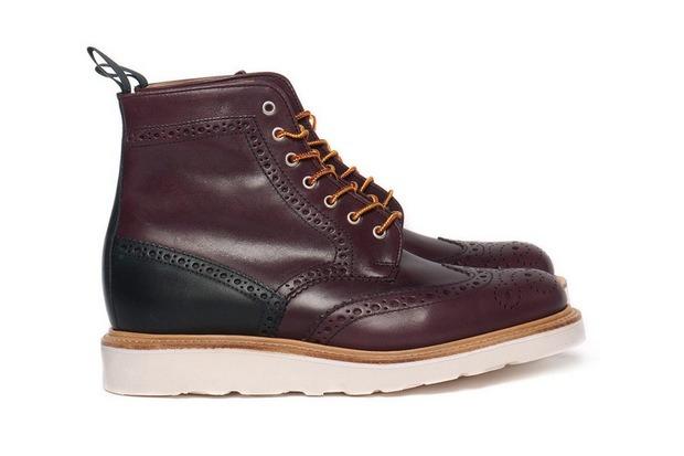 Дизайнер Марк МакНейри и канадский магазин Haven представили совместную коллекцию обуви. Изображение № 6.