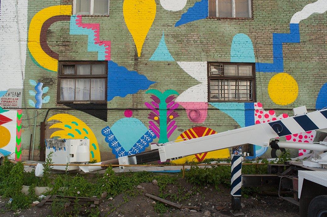 Outline: Как выглядят декорации самого масштабного рейва в городе. Изображение № 4.