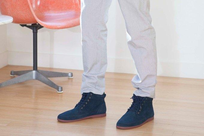 Марка Clae выпустила весеннюю коллекцию обуви. Изображение № 9.