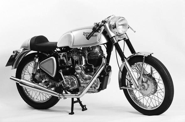 Мотоцикл Royal Enfield, представленный на Auto Expo 2010. Изображение №1.