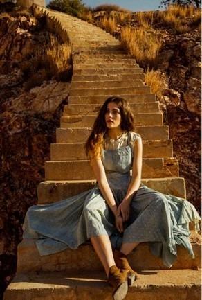 Марка Levi's Vintage Clothing опубликовала лукбук весенней коллекции одежды. Изображение № 17.