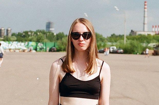 Девушки в городе: Фоторепортаж с фестиваля Outline. Изображение № 7.