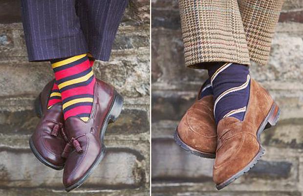 Как правильно носить лоферы с носками?. Изображение № 6.