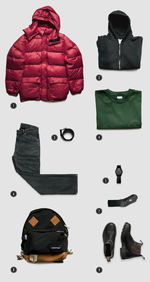 Соберись, тряпка: 3 зимних лука магазина Code7. Изображение № 3.