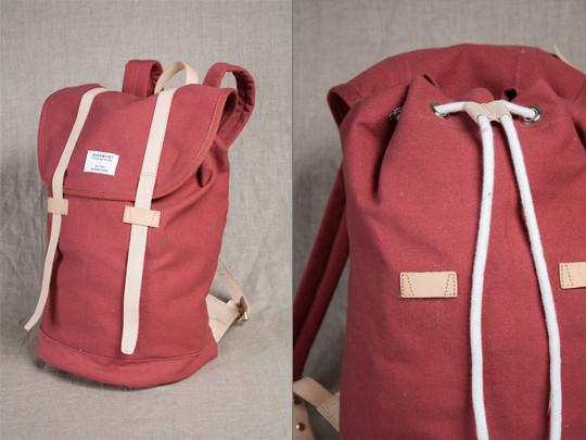 Изображение 5. Новый рюкзак Sandqvist появился в магазинах.. Изображение № 5.