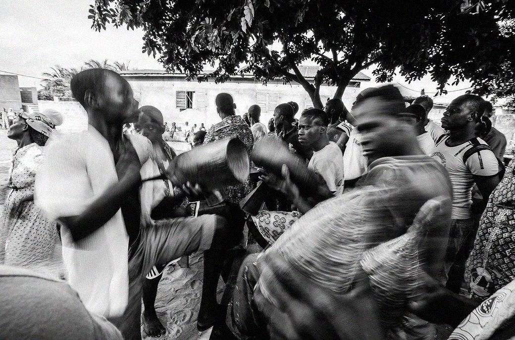 Национальный транс: Культура и магия гаитянского вуду. Изображение № 13.