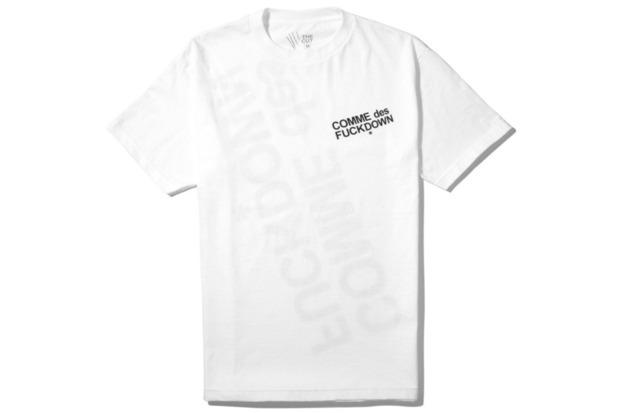 Марка SSUR выпустила осеннюю коллекцию одежду своей линейки Comme des Fuckdown. Изображение № 6.