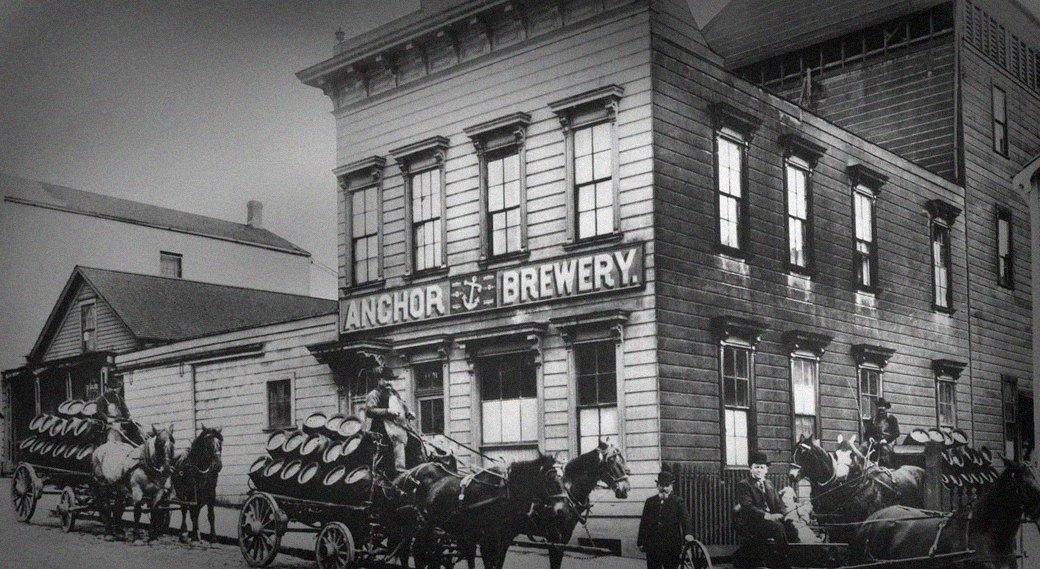 Пивная революция: Как появилось и эволюционировало крафтовое пиво. Изображение № 3.