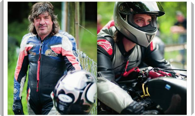 В Германии издали книгу фотографий ежегодной гонки на мотоциклах Barr Hill Race. Изображение № 3.