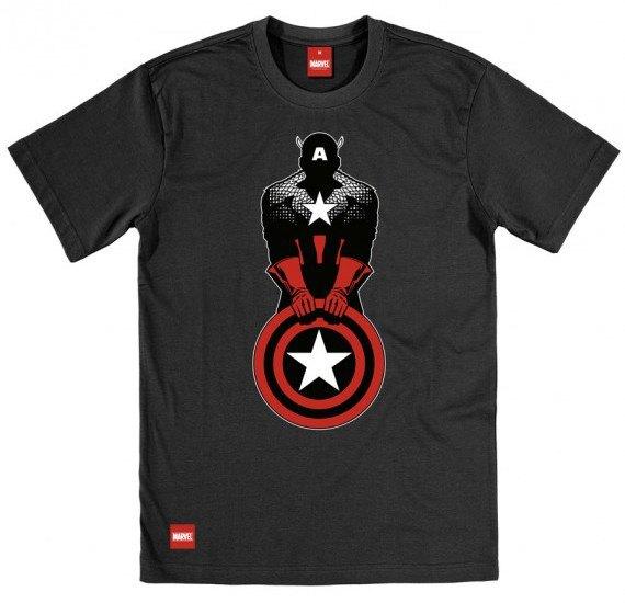 Британская марка Addict представила коллекцию одежды с героями комиксов Marvel. Изображение № 8.