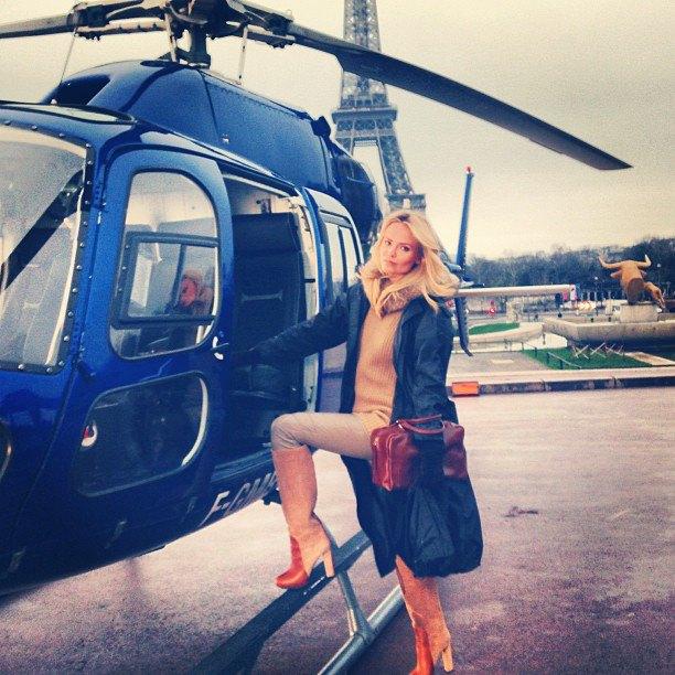 Что публикуют в своих Instagram-блогах российские модели. Изображение № 9.