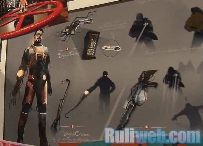 Valve начали работу над Half-Life 3. Изображение № 1.