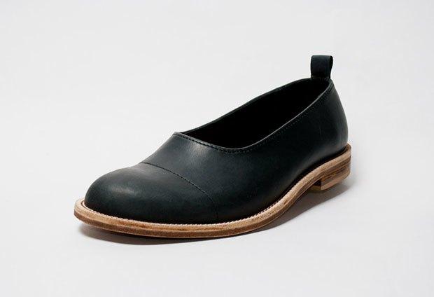 Новая марка: Кожаная обувь Ali Saulidi. Изображение № 2.