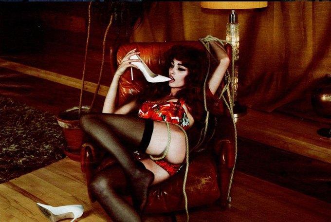 Мнение: Креативный директор Book Magazine Вика Геншель о невинности порно. Изображение № 3.