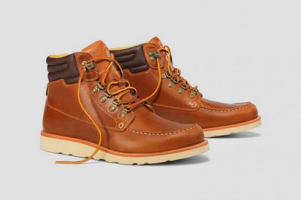 Марка Timberland выпустила осеннюю коллекцию обуви. Изображение № 6.