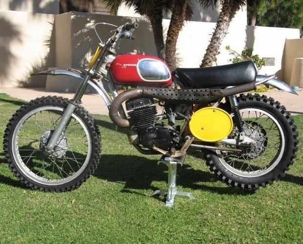 Мотоцикл Стива МакКуина выставили на аукцион. Изображение № 1.