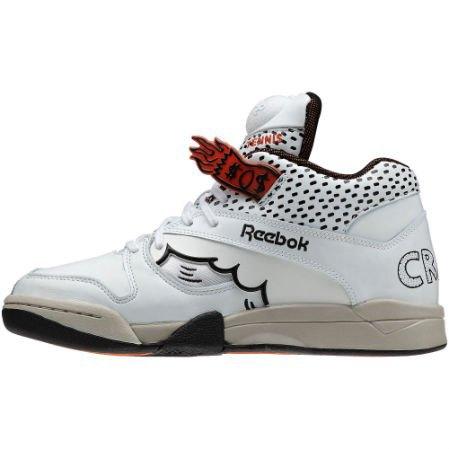 Reebok Classic выпустили новые кроссовки с рисунками Кита Харинга. Изображение № 8.
