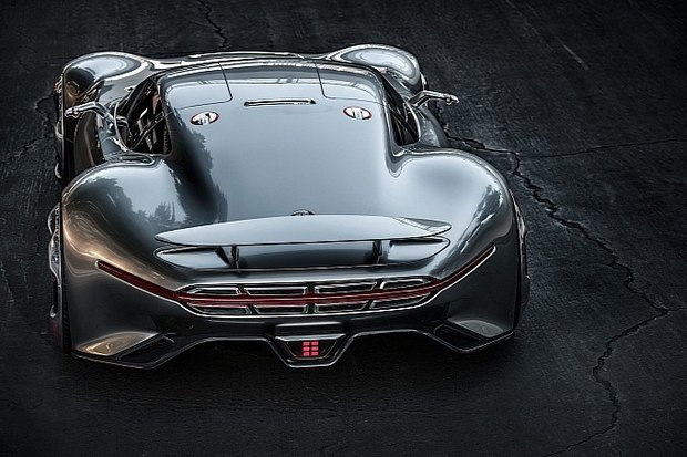 В США воплотят в жизнь суперкар Mercedes-Benz AMG Vision из игры Gran Turismo. Изображение № 5.