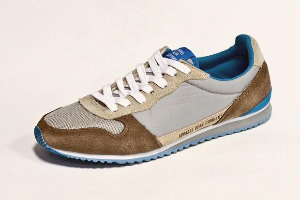Новая марка: Кроссовки и осенние ботинки Apparel Bear Company. Изображение № 12.