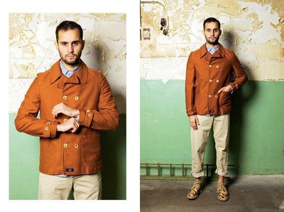 Марка Bleu de Paname опубликовала лукбук весенне-летней коллекции одежды. Изображение № 3.